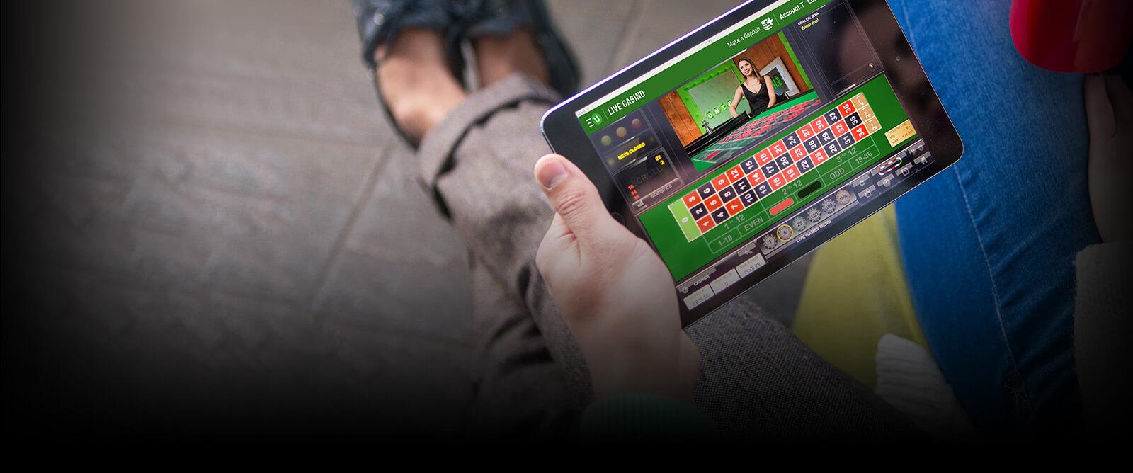 Start live casino app2